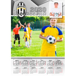 Calendario 2020 calcio...