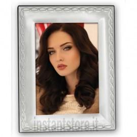 Cornice Fotografica 15x20 Zep Portafoto Silver Plated s115-6