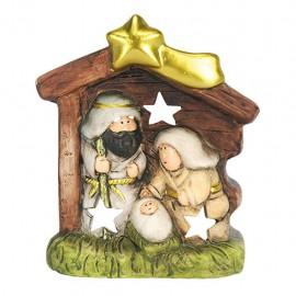 Decorazione natalizia in...