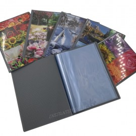 12 album fotografici 13x18 a tasche 36 foto cadauno 432 foto copertina morbida