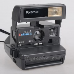 Polaroid 636 Close up serie 600 testata e funzionante