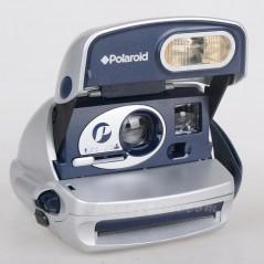 Polaroid 600 P modello cromato Testata e funzionante
