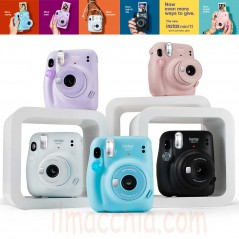 Fotocamera Istantanea Fuji Instax Mini 11 garanzia Italia vari colori