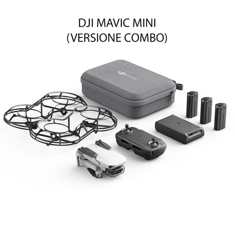 Drone DJI Mavic Mini Fly More Combo Garanzia Italia