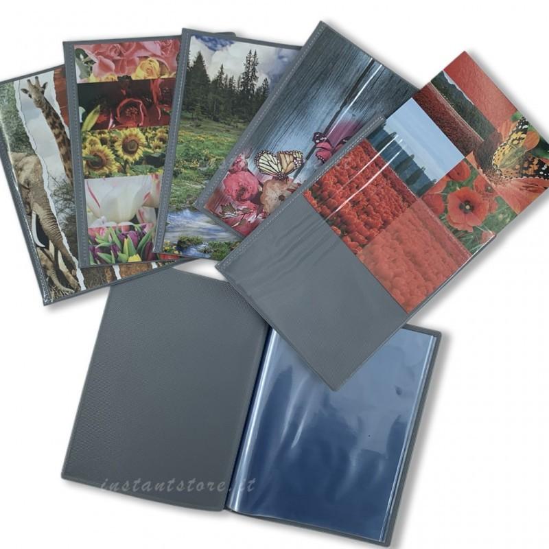 12 portafoto 10x15 da 36 foto album copertina personalizzabile tot 432 foto