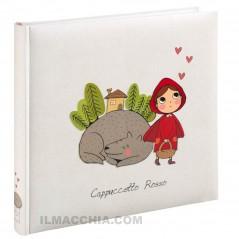 Album Fotografico tradizionale Mascagni cappuccetto rosso s504