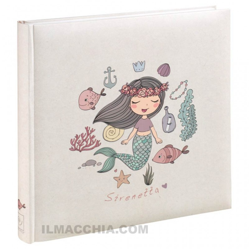 Album Fotografico tradizionale Mascagni Sirenetta s505