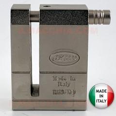 Bloccadisco Acciaio Cementato Temperato lucchetto alta sicurezza Lok2000 blk 6/8
