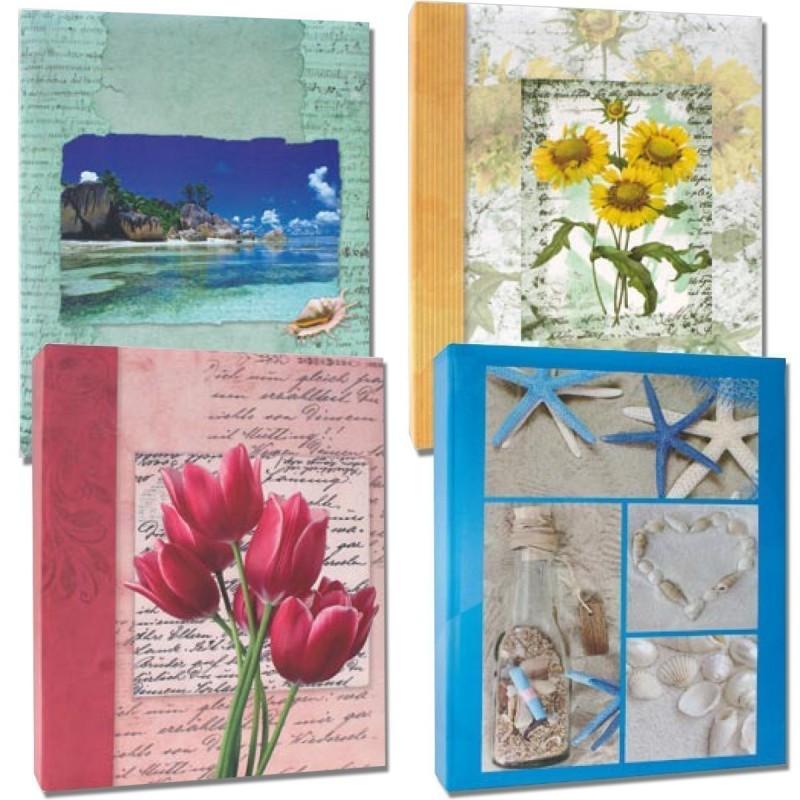 Album fotografico zep 200 foto 10x15 Portafoto con Memo av1