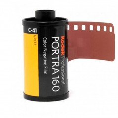 Kodak Potra 160 skin tones 35mm Color Negative Film