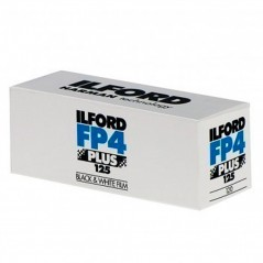 ILFORD FP4 PLUS 125 36 exp Black & White Pellicola in Bianco e Nero 120