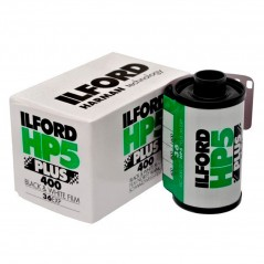 ILFORD HP5 PLUS 400 36 exp Black & White Pellicola in Bianco e Nero 35 mm