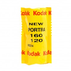 Kodak Potra 160 skin tones 120mm Color Negative Film