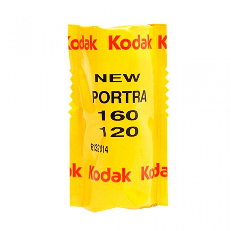 Kodak Potra 160 skin tones 120mm Color Negative Film