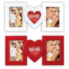 Cornice per foto multiple Zep portafoto San Valentino in ps Zafra