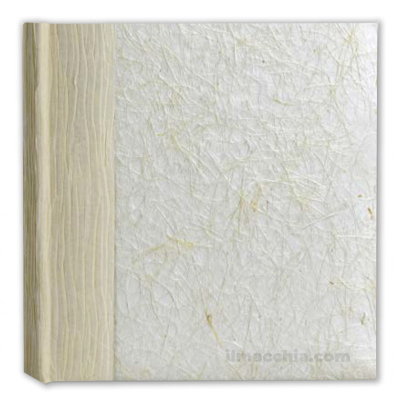 Album Fotografico Tradizionale 32x32 50 fogli Portafoto Seul Cream