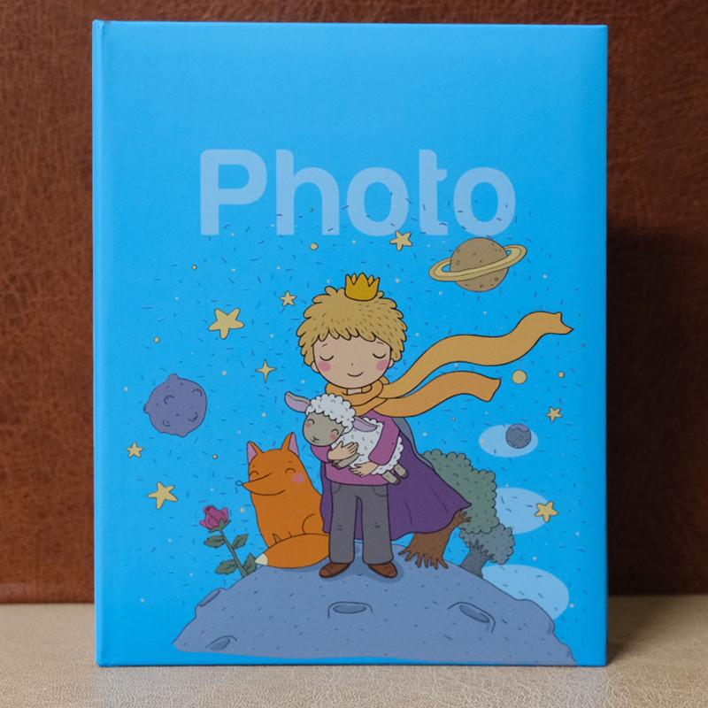 Album Fotografico 100 foto 13x19 Portafoto Piccolo Principe a tasche
