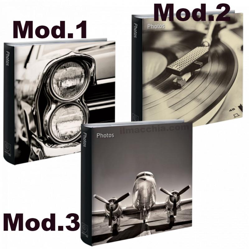 Album Fotografico Mascagni 100 foto 13x19 13x18 portafoto s520 con memo