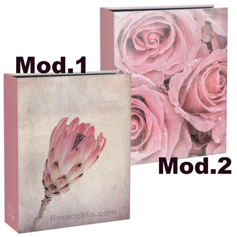 Album Fotografico Mascagni 100 foto 13x19 13x18 Portafoto s522 fiori