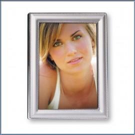 Cornice Fotografica ZEP 13x18 Silver plated Portafoto argento 22ass22-5r
