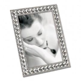 Cornice Portaritratti in Metallo con cristallo 13 x 18 da Mascagni -A191