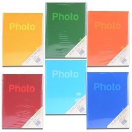 Album Portafoto Zep vari colori 200 foto 13x19 - 13x18 bs57200