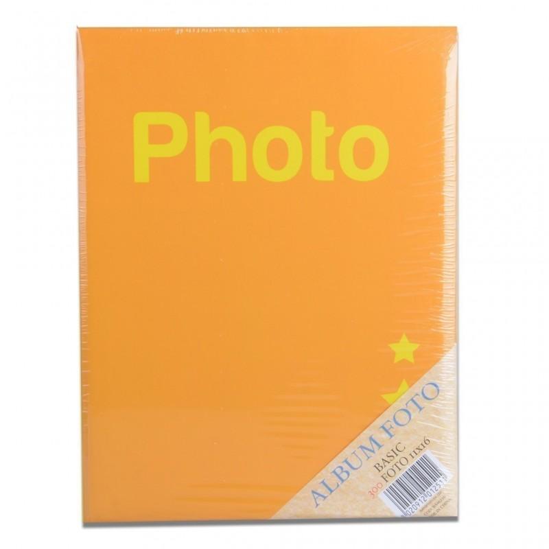 Album Fotografico 300 foto 11 x 16 portafoto Vari Colori
