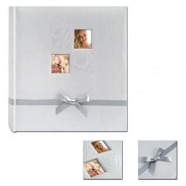 Album Fotografico Tradizionale Charlotte 50 fogli 32 x 32 Portafoto carta velina