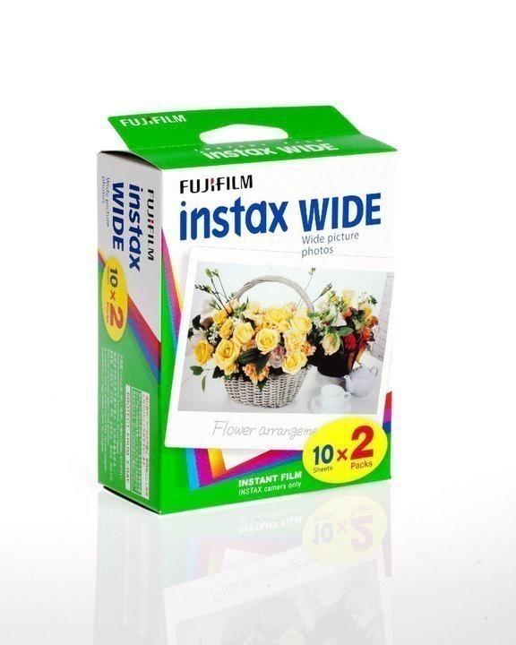 Pellicole Fujifilm instax